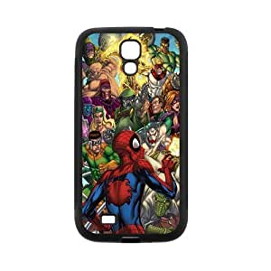 Custom Spider Man Back Cover Case for SamSung Galaxy S4 I9500 JNS4-339