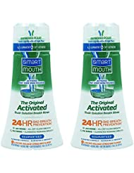 SmartMouth Original Activated Mouthwash, 16oz - LIMITED...
