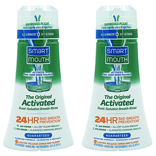 SmartMouth Original Activated Mouthwash, 16oz - LIMITED RELEASE FLAVOR - 2 ()