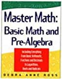 Master Math: Basic Math and Pre-Algebra (Master Math Series)