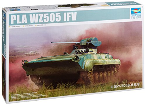 Trumpeter PLA WZ505 Type 86A Infantry Fighting Vehicle Model Kit (1/35 Scale)