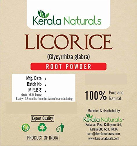 Licorice Root Powder 250 gm