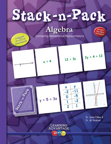 Stack-n-Pack Algebra