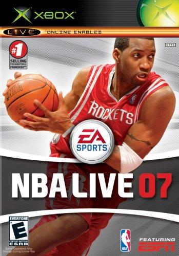 NBA Live 07 - Xbox - New 07 Basketball