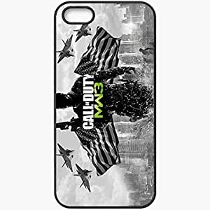 Personalized For HTC One M9 Phone Case Cover Skin Call Of Duty MW3 Games Black