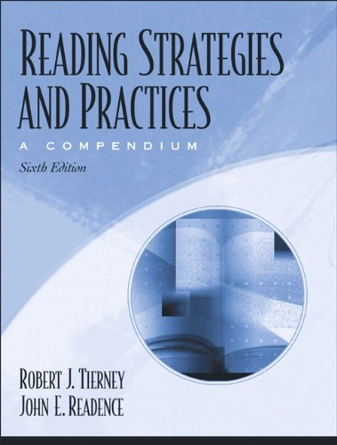 Reading Strategies and Practices: A Compendium, MyLabSchool Edition (6th Edition)