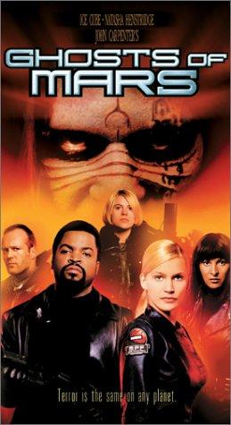Ghosts of Mars [VHS] Ziggies Cube