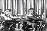 Historic Polio Vaccine Films DVD: Poliomyelitis Virus, Treatment and Disease