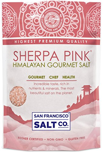 Sherpa Pink Authentic Himalayan Coarse product image