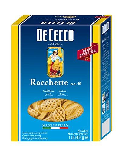 Cecco Pasta Racchette Ounce Pack