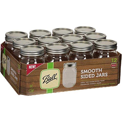 Multi-use mason jars