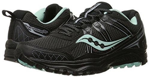 Saucony Women''s Running mint Shoes Tr10 Excursion Black zrvdqr