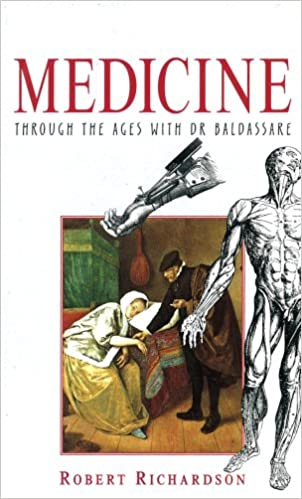 Book Medicine: Through the Ages with Dr.Baldassare