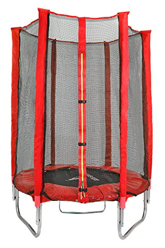 Aga SPORT INDOOR TRAMPOLIN 140 cm (4,5ft) with safety net