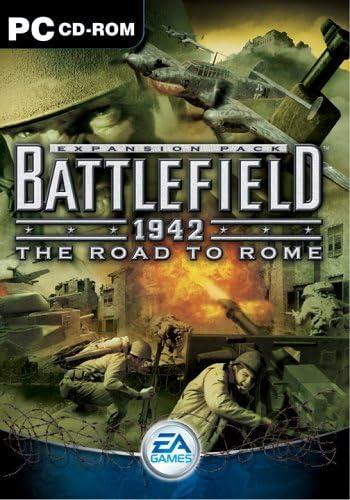 Battlefield 1942 - The Road to Rome [Importación alemana]: Amazon.es: Videojuegos