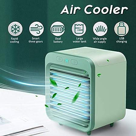 YQ&TL Enfriador PortáTil Aire Acondicionado Ventilador Purificador ...