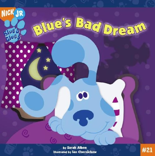 Blue's Bad Dream