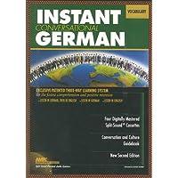 German, Conversational Vocabulary