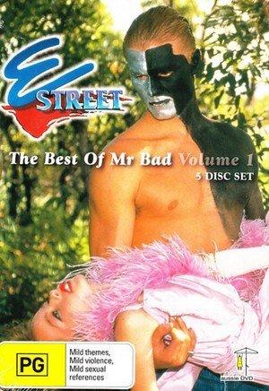 E Street - The Best of Mr. Bad - Volume 1 - 5-DVD Box Set ( E Street - The Best of Mr. Bad - Volume One ) [ NON-USA FORMAT, PAL, Reg.0 Import - Australia ]