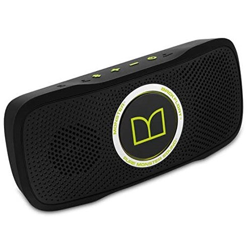SuperStar 129279-00 BackFloat Bluetooth Speaker - Black and