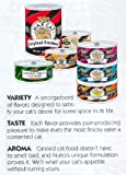 Max Cat Senior Chicken and Lamb Formula Cat Food Cans, 5-1/2-Ounce, 24 pack cans, My Pet Supplies
