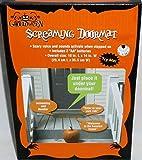 "Ghouldoween Halloween Screaming Doormat (Measures 10""x14"")"