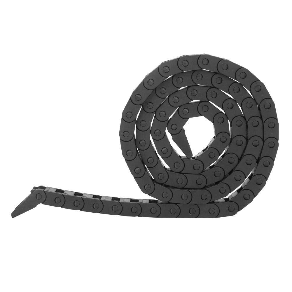 OTOTEC C/âble de remorquage en Nylon pour imprimante 3D CNC Noir 15 x 30 mm