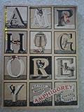 Amphigorey, Edward Gorey, 0425039110