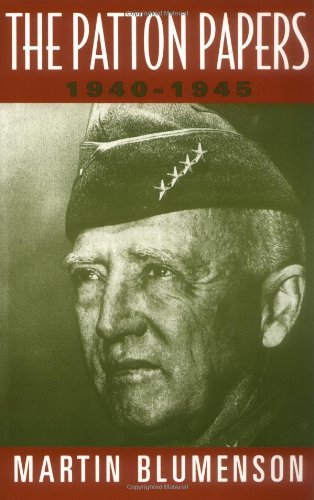 general patton essays Free sample speech essay on analysis of general patton's speech made before d-day.