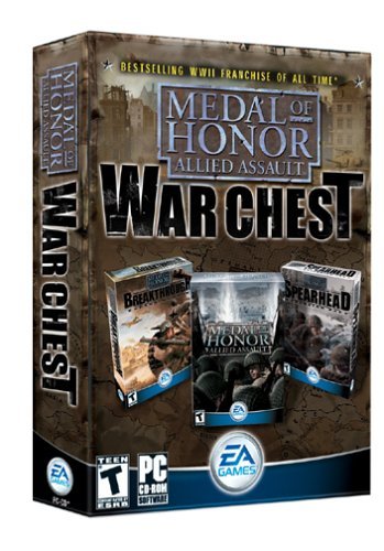 Medal of Honor Allied Assault War Chest - PC (Code For Medal Of Honor Allied Assault)