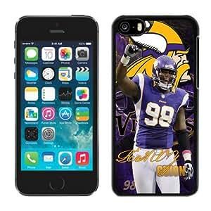 NFL Minnesota Vikings iPhone 5C Case 067 NFL Iphone 5C Case