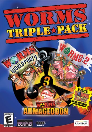 Worms Triple Pack PC product image