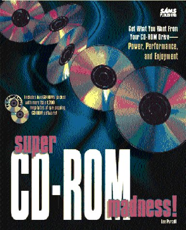 Super Cd-Rom Madness!/Book and Disk
