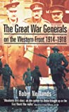 Book cover for The Great War Generals on the Western Front, 1914-18