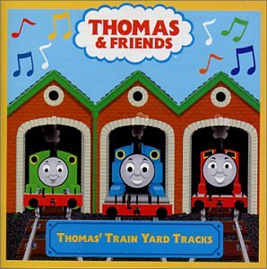 Thomas Friends Train Yard Tracks