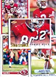 25 Jerry Rice cards and