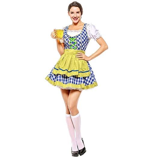 lucky boy Cosplay Fancy/Disfraz de Fiesta de Halloween/Vestido ...