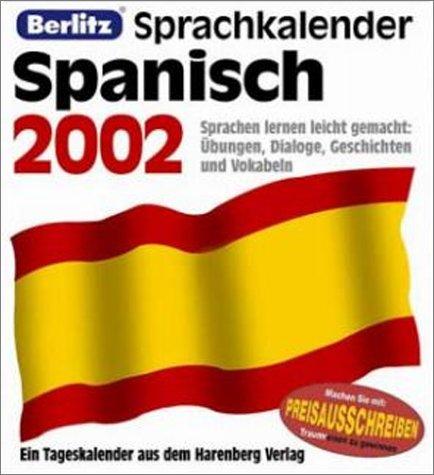 Kalender, Berlitz Sprachkalender Spanisch