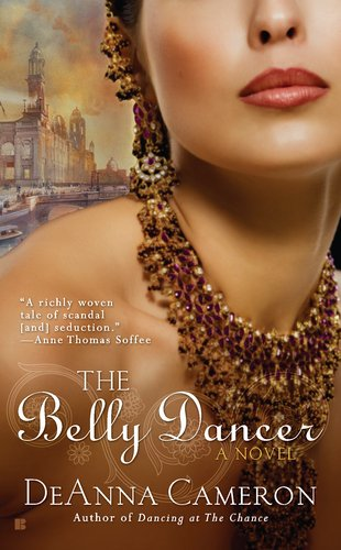 book cover of The Belly Dancer