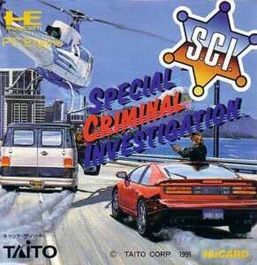 S.C.I.: Special Criminal Investigation [Japan Import]