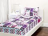 Zipit Bedding Set, Rock Princess - Full