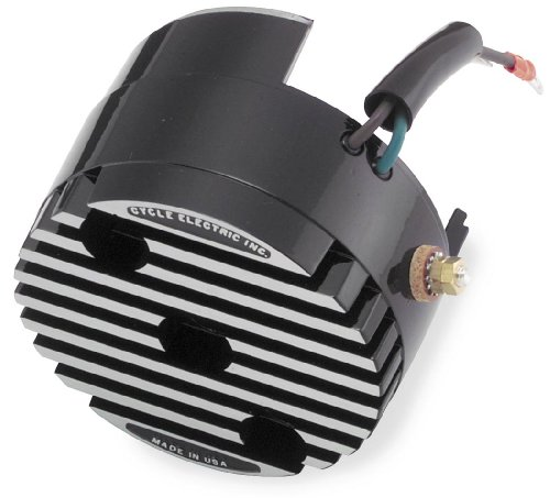 Cycle Electric 12-Volt Generator Mounted Regulator CE-540