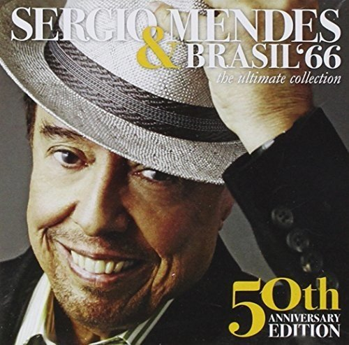 Ultimate Collection: 50th Anniversary Edition (Sergio Mendes Cd)