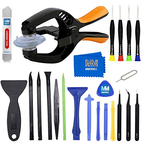 MMOBIEL 24 in 1 Professional Opening Plier Toolkit Screwdriver Repair Set Spudger Compatible with Smartphones Tablets