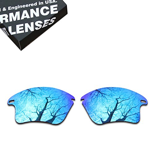 ToughAsNails Polarized Lens Replacement for Oakley Fast Jacket XL Sunglass - More - Lenses Oakley Jacket Fast