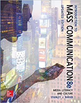 Book Introduction to Mass Communication Update Edition with Connect Access Card