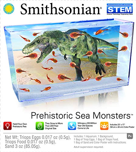 Smithsonian Prehistoric Sea Monsters ()