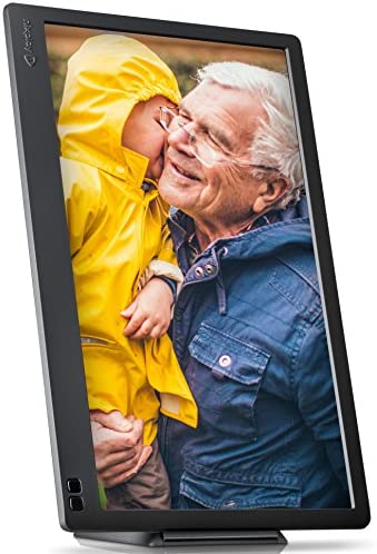 Full HD 1080p Nixplay Edge 13-Inch Wi-Fi Cloud Digital Photo Frame