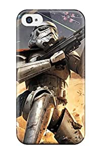 5395756K75961824 Tpu Case Cover For Iphone 6 plus 5.5 Strong Protect Case - Star Wars Battlefront Elite Squadron Design