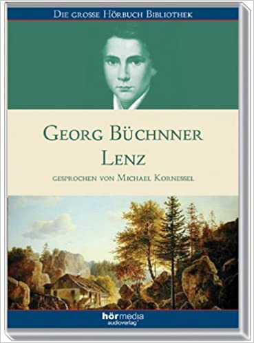 Lenz 1 Audio Cd Amazon De Georg Büchner Wolfgang Gerber